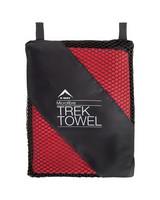 K-Way Trek Towel XXL -  oxblood