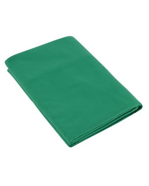 K-Way Trek Towel XXL -  bottlegreen-bottlegreen