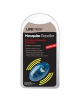 LifeTrek Portable Ultrasonic Mosquito Repeller -  assorted