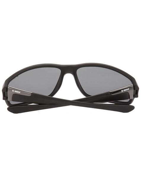 K-Way KW13042 Polarized Sunglasses -  black