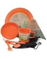 EcoSoulife Camper Set -  orange