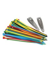 Travelon Secure Cable Ties -  assorted