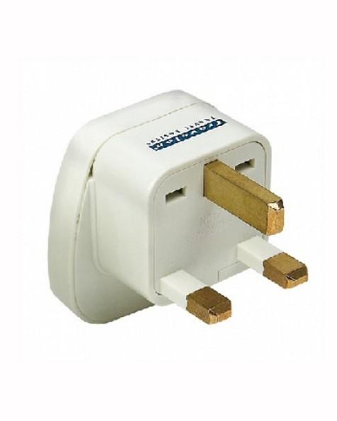 Travelon UK Adaptor Plug -  nocolour