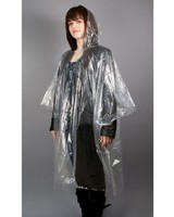 Trav Rain Poncho -  nocolour
