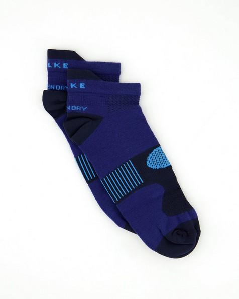 Falke Unisex Hidden Dry Socks -  royal-cobalt
