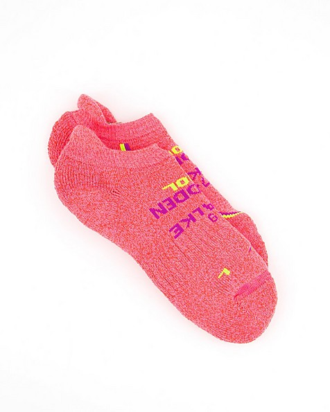 Falke Unisex Hidden Cool Sports Socks -  coral