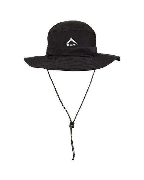 K-Way Storm Floppy Hat -  black
