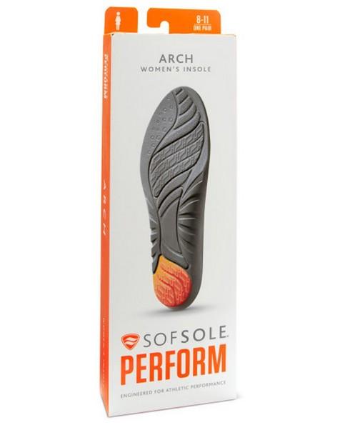 Sofsole Women's Arch Insole  -  nocolour