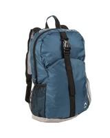 K-Way Foldable Backpack -  navy-black