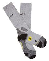 Falke Unisex AH2 Hiking Socks -  grey