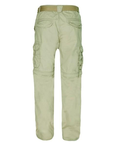 CU & Co Men's Domino Pants -  brown-khaki
