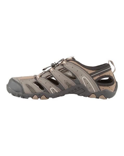 Hi-Tec Tortola Escape Shoe Mens -  olive-taupe