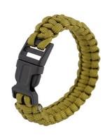 Cape Union Paracord Bracelet (Large) -  olive