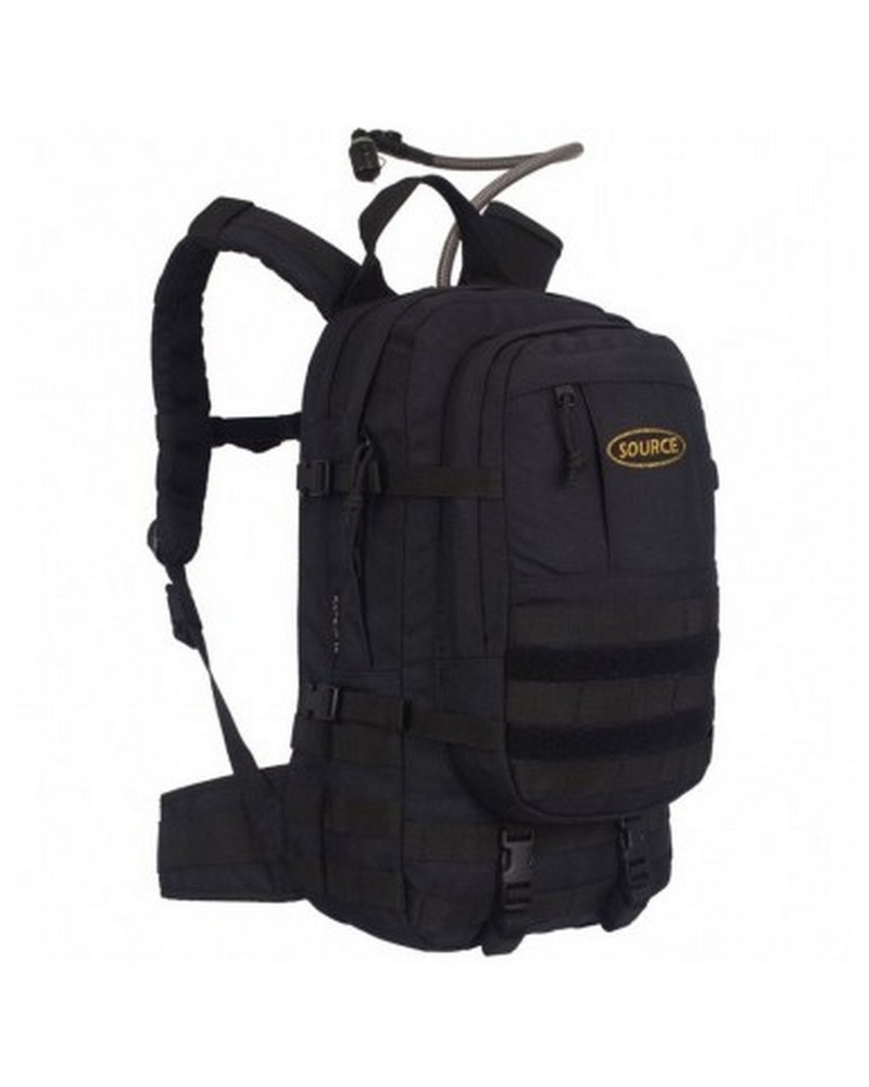 Source Assault 20L Hydration Pack -  black