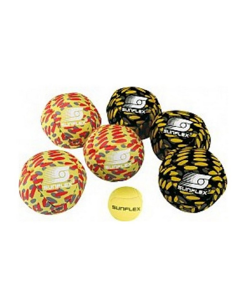 Sunflex Boccia Balls -  nocolour