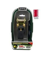 SmartStraps 4m Pad Ratchet -  green