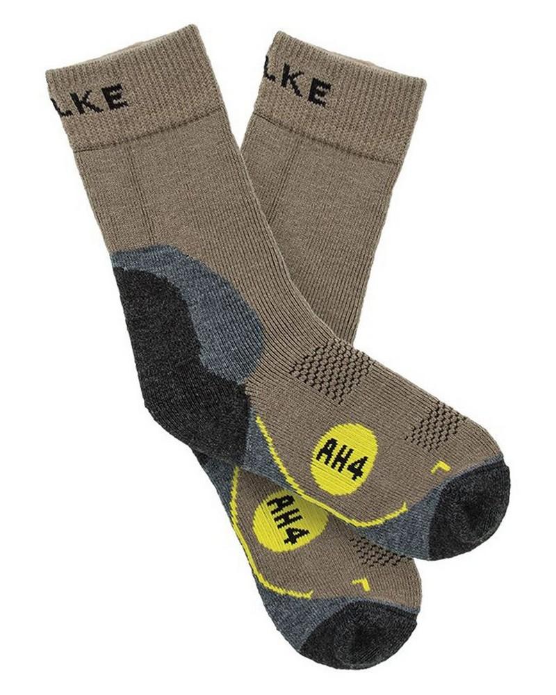 Falke Unisex AH4 Socks -  khaki