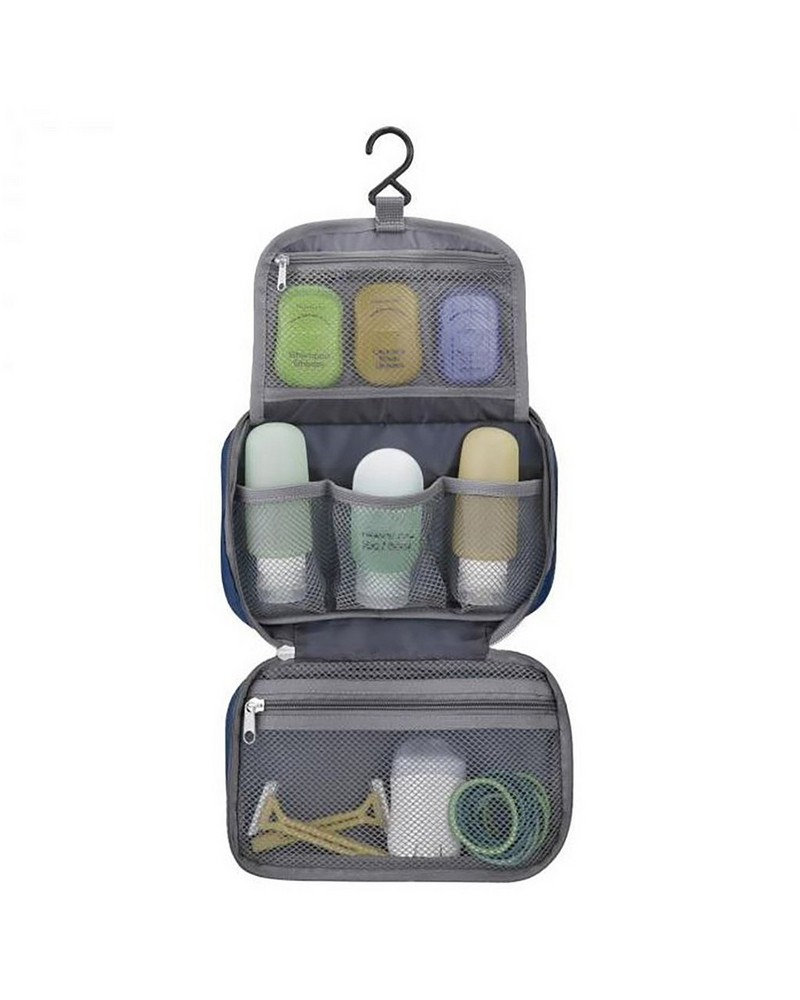 Travelon Compact Hanging Toiletry Kit -  grey