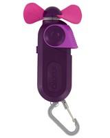 O2 Cool Carabiner Sp -  purple