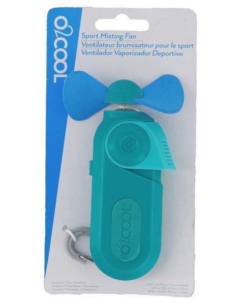 O2 Cool Carabiner Sp -  teal