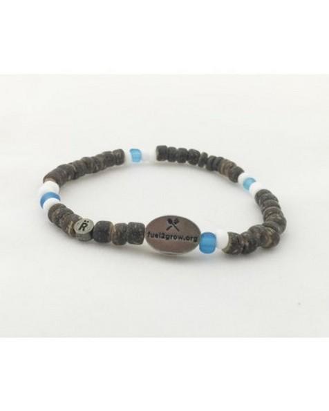 Relate Coconut Bead Bracelet -  nocolour