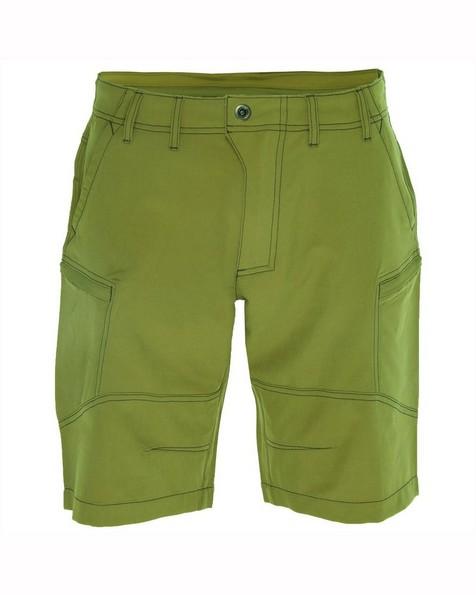 K-Way Men's Explorer Tubu Shorts -  khaki