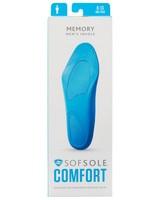 Sofsole Memory Insole 2 Mens -  nocolour