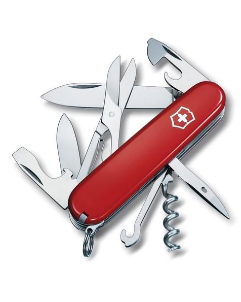Victorinox Climber 14 Function Pocket Knife -  nocolour