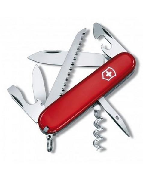 Victorinox Camper 13 Function Pocket Knife  -  nocolour