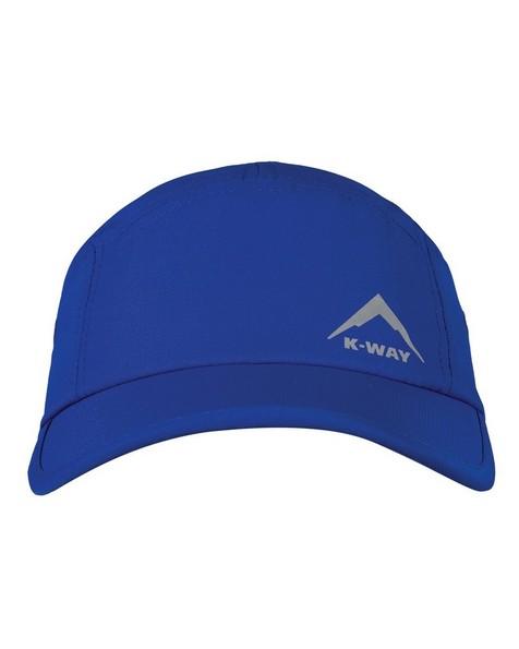 K-Way Men's Quake Peak Cap -  cobalt