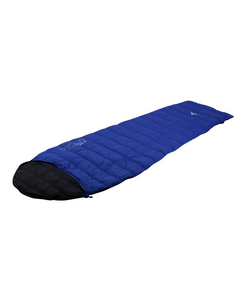 K-Way Lite 500 Sleeping Bag -  blue-blue