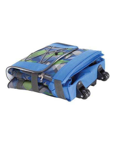 Cape Union 35L Trolley Cooler -  blue-green