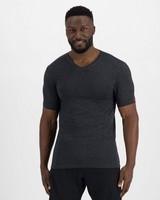 K-Way Men's Thermalator Elite Short Sleeve Vest  -  graphite