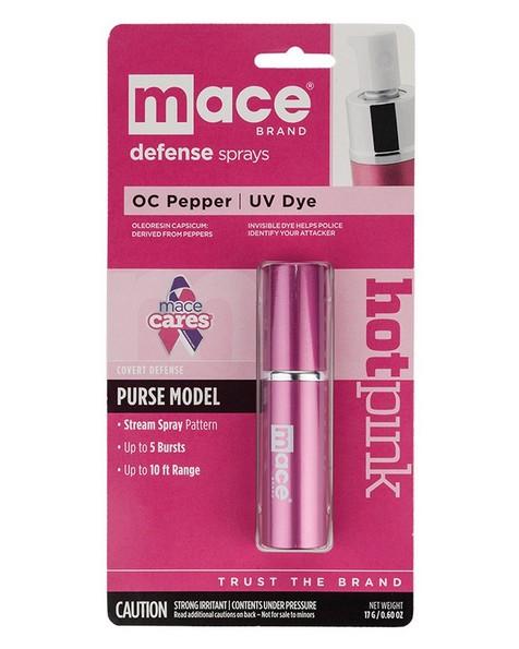 Mace Hot Pink Purse Pepper Spray  -  pink