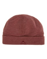 K-Way Unisex Chill Ribbed Beanie -  oxblood