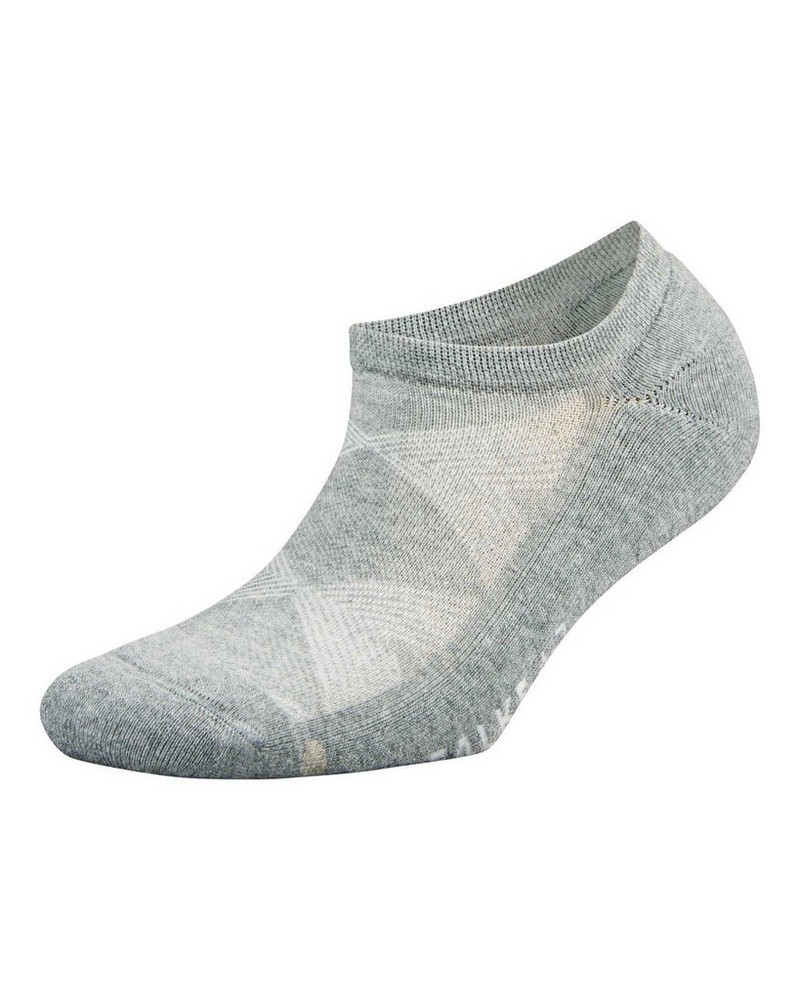 Falke Unisex Silver Cushion Socks -  charcoal