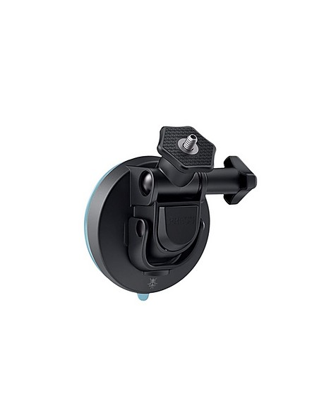 360 Fly Suction Cup Mount 4K -  black
