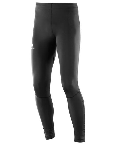 Salomon Men's Agile Long Tight -  black