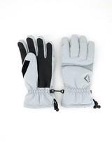 K-Way Primaloft Kailash Ski Glove -  grey-charcoal