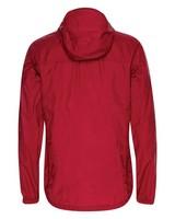 K-Way Men's Rainstorm Jacket -  red