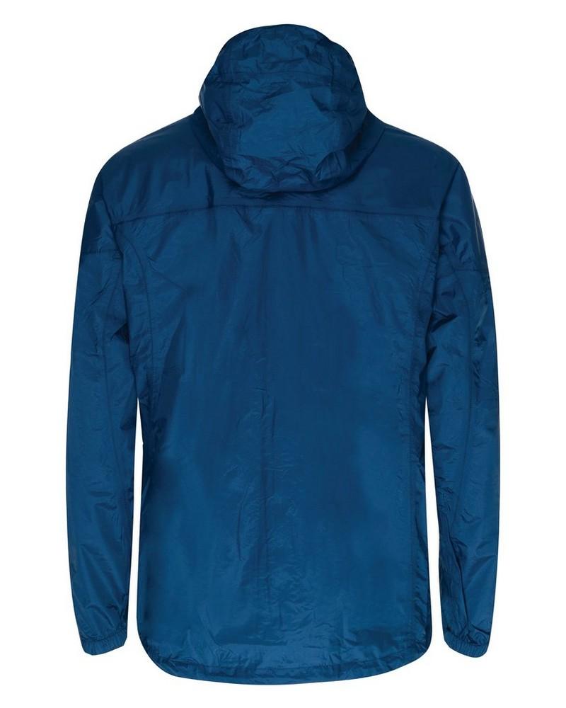 K-Way Rainstorm Jacket Mens -  pacific