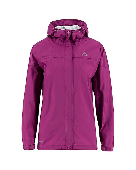 K-Way Women's Cloudburst Jacket -  grape-indigo