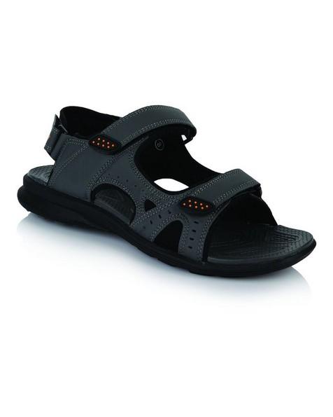 K-Way Gravity Sandal Mens -  grey-black