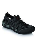K-Way Drift Sandal Mens -  charcoal-rust