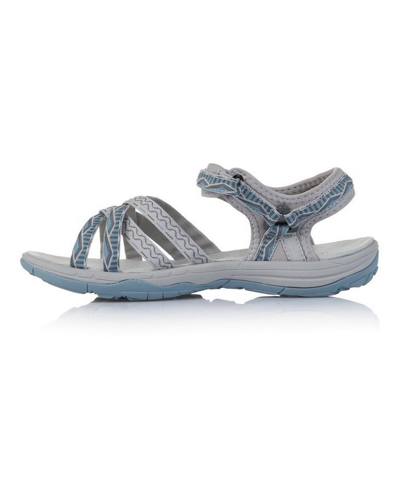 K-Way Exhale Sandal Ladies -  cloudblue-white