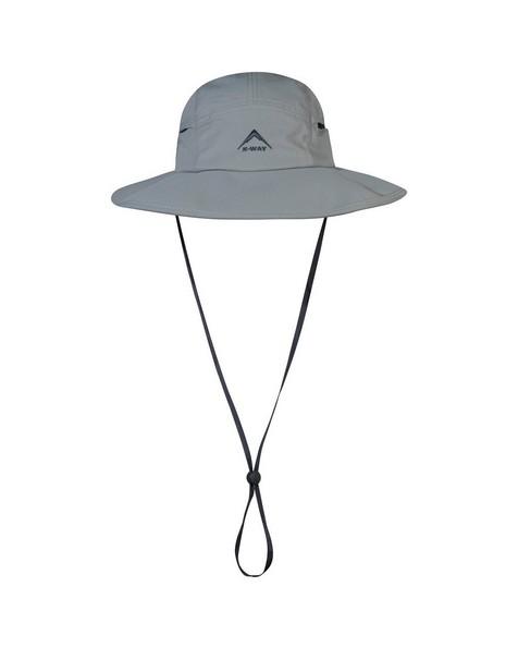 K-Way Plateau Mesh Floppy Hat -  lightgrey