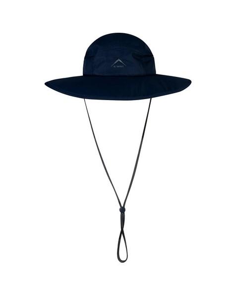 K-Way Plateau Mesh Floppy Hat -  navy