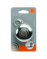 UST Packable Cup -  silver