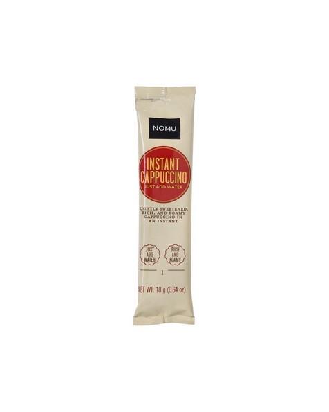 NOMU Cappucino Sweetened Single Sachet -  nocolour
