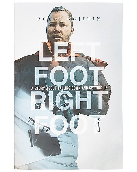 Left Foot Right Foot by Robby Kojetin -  nocolour